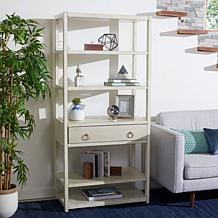 Safavieh Johni 5-Shelf Single Drawer Etagere