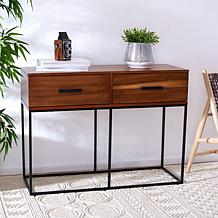 Safavieh Marquise 2-Drawer Console Table