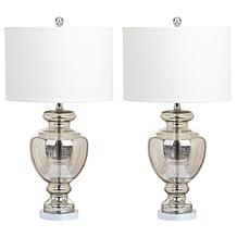 "Safavieh Morocco 27"" Glass Table Lamp"