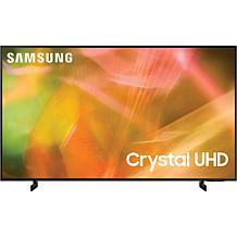 "Samsung 50"" LED Flat 4K UHD HDR Smart TV"
