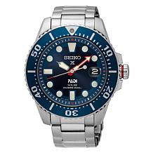 Seiko Men's Prospex Padi Stainless Steel Diver Bracelet Watch