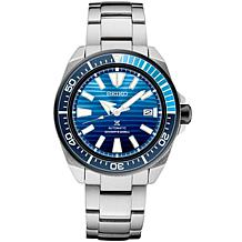 Seiko Men's Prospex Save the Ocean Stainless Steel Diver Watch