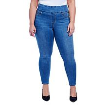 Seven7 High-Rise Tummy Toner Jean - Transform