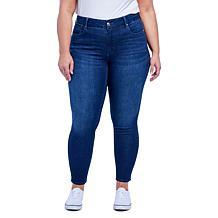 Seven7 High-Rise Tummyless Skinny Jean