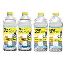 Shark VACMOP 2 Liter Bottle of Cleaner 4-pack
