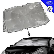Sharper Image BrellaShade™ Deluxe Windshield Sun Shade Umbrella
