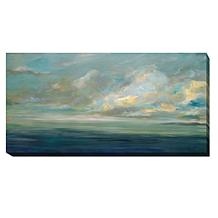 """Shoreline"" Gallery-Wrapped Canvas Wall Art"