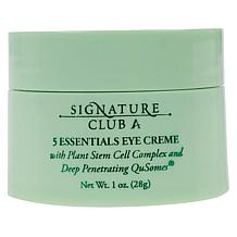 Signature Club A 5 Essentials Eye Creme w/ QuSomes and Plant Complex