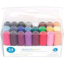 Silhouette 24-pack Sketch Pens