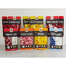 Simple Kitchen 10-pack Variety Freeze-Dried Fruit