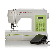 """Singer® 5400 """"Sew Mate"""" Electronic 60-stitch Sewing Machine with DVD"""