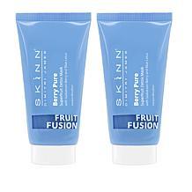 Skinn® Cosmetics Fruit Fusion Berry Pure Mask BOGO