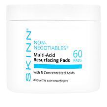 Skinn Cosmetics Non-Negotiables Multi-Acid Resurfacing Pads