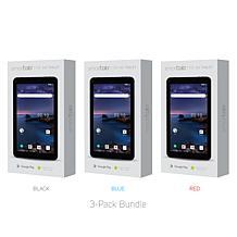 """Smartab 7"""" 16GB Quad-Core Tablet 3-Pack"""