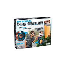 SmartLab Toys Spy School Sneaky Surveillance