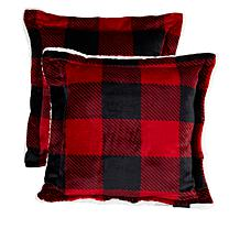 Soft & Cozy Set of 2 Decorative Pillows