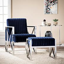 Southern Enterprises Jahara Accent Chair