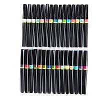 Spectrum Noir Sparkle Glitter Brush Pens 30-piece Set
