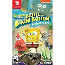 Spongebob Squarepants: Battle for Bikini Bottom - Rehydrated - Nint...