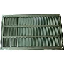 """Stamped Aluminum Rear Grille for 26"""" Wall Sleeve"""