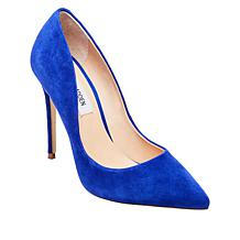 8b99fc985f9 Steve Madden Daisie Suede or Fabric Pointed-Toe Pump