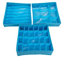 StoreSmith Drawer Organizers - Set of 3