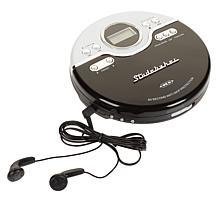 Studebaker SB3703 Discman with FM Radio and Headphones