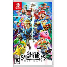 Super Smash Brothers Ultimate for Nintendo Switch