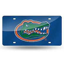Team Colored Laser Tag License Plate-Un. of Florida
