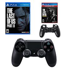 The Last of Us Part II Standard Edition for PlayStation 4 with Dual...