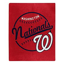 The Northwest Company Officially Licensed MLB Nationals Moonshot Throw