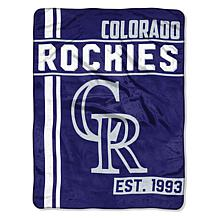 The Northwest Company Officially Licensed MLB Rockies Walk Off Throw