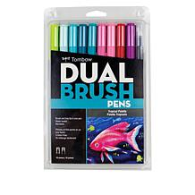 Tombow Dual Brush Pen 10-pack