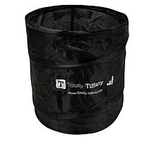 """Totally Tiffany 12"""" Pop-Up Trash Can"""