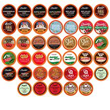 Two Rivers Holiday Flavors K-Cup Pods, Variety Pack - 40-Count