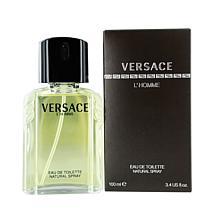 Versace L'homme - Eau De Toilette Spray 3.3 Oz