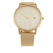 Vince Camuto Women's Stainless Steel Mesh Band Watch