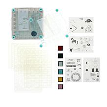 We R Memory Keepers Holiday Precision Press Bundle