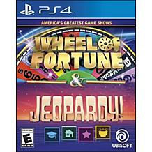 Wheel of Fortune & Jeopardy! - PS4