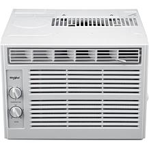 Whirlpool 5,000 BTU 115V Window-Mounted Air Conditioner