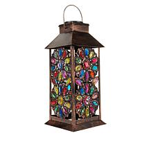 Wind and Weather Solar Jeweled Lantern
