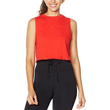 WVVY Cropped Tank Top