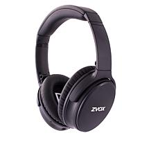 ZVOX AV50 AccuVoice Noise-Cancelling Bluetooth Headphones w/Carry Case