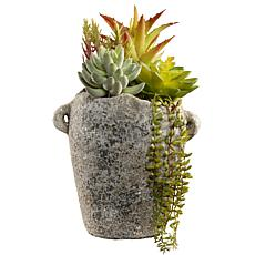 "11.8"" Artificial Succulent Plants"