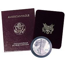 1987 Proof Silver Eagle Dollar