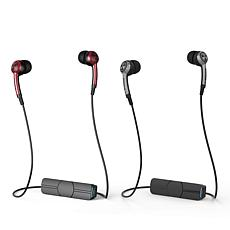 2-pack iFrogz Plugz Wireless Sweat-Resistant Headphones