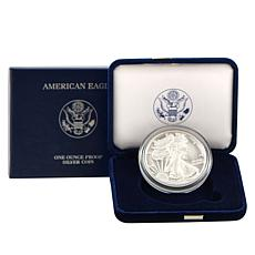 2008 W-Mint Proof Silver Eagle Dollar Coin