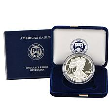2011 W-Mint Proof Silver Eagle Dollar Coin