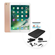 "2018 Apple iPad® 9.7"" 32GB Tablet with Accessories & Software Voucher"