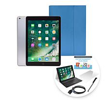 """2018 Apple iPad® 9.7"""" 32GB Tablet with Keyboard Case - Space Gray"""